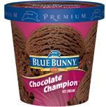 Browse Blue Bunny's ice cream products and find your favorite flavor! Blue Bunny Ice Cream, Frozen Appetizers, Ben And Jerrys Ice Cream, Champion, Chocolate, Desserts, Food, Products, Tailgate Desserts
