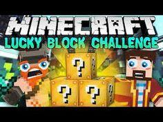 Minecraft: TRAYAURUS LUCKY BLOCK CHALLENGE - Mod Minigame