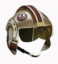 Casco Luke Skywalker X Wing Fighter | Merchandising Películas