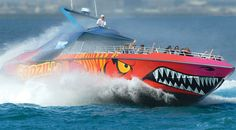 Codzilla Speed Boat