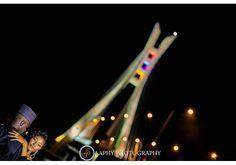 Nigerian couple at the famous Ikoyi-Lekki link bridge   📷: Laphy Photography  www.loveweddingsng.com Wedding Shoot, Bridge, Couples, Link, Photography, Photograph, Romantic Couples, Couple, Fotografie