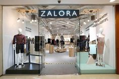 Online Shop ZALORA 香港首間期間限定店即將開幕(圖:FB@ZALORA )