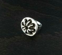 Erik Granit vintage silver ring
