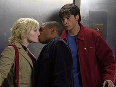 Chloe, Pete and Clark