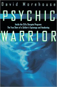 Psychic Warrior: Inside the Cia's Stargate Program : The True Story of a Soldier's Espionage and Awakening  https://www.amazon.com/dp/0312147082?m=A1WRMR2UE5PIS8&ref_=v_sp_detail_page