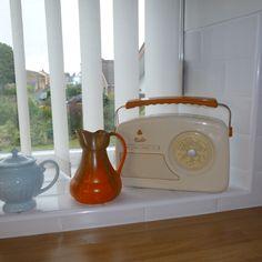 Retro radio from Cuckooland