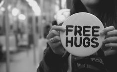 FREE HUGS FREE BENEFITS-The Healing Power of Touch