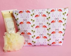 Waterproof Makeup, Makeup Bags, Wash Bags, Trending Outfits, Unique Jewelry, Handmade Gifts, Etsy, Makeup Pouch, Kid Craft Gifts