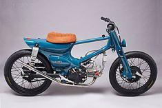 Honda Super Cub : Custom