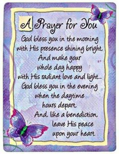 Glorious Morning Blessings, God Bless You...