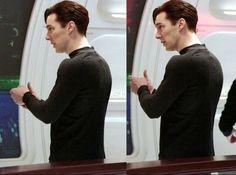 Benedict Cumberbatch as Khan Khan Benedict, Benedict Cumberbatch Sherlock, Sherlock Holmes, I Dont Have Friends, Star Trek Into Darkness, Star Trek Movies, 221b Baker Street, Martin Freeman, Movies