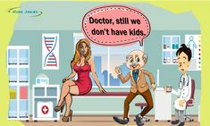 This joke is about a conversation between a doctor and married couple.Funny thing happened after the doctor said husband needs to do the male fertility test to check his sperm quality. Male Fertility Test, Doctor Jokes, Young Man, Conversation, Family Guy, Husband, Couple, Shit Happens, Funny