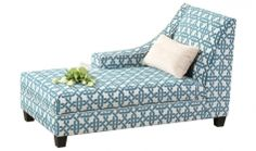 2 Seaters: Ophelia Chaise