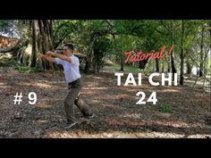 Tai Chi Forma 24 - Tutorial - Clase # 9 - - YouTube Reiki Meditation, Meditation Music, Michelle Lewin, Ronda Rousey, Qigong, Boxing Workout, Wing Chun, Aikido, Krav Maga