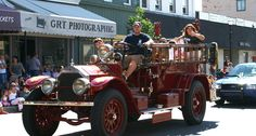 Good Old Days Parade - Richmond, MI