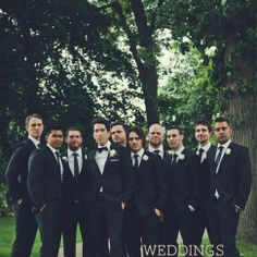 This is what Aly's  wedding party will look like,.