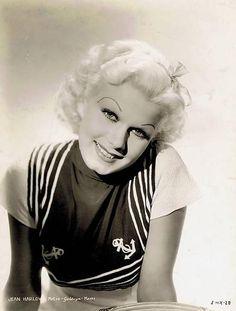 Jean Harlow, MGM publicity still