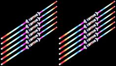 Set of 12 VT Dual Double Edged Flashing LED Light Up Party Favor Toy Light Sword Sabers ** Check this awesome product by going to the link at the image.Note:It is affiliate link to Amazon. #newyork
