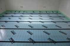 Underfloor heating Piso radiante