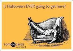 Come on Halloween!!