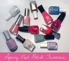 spring nail polishes colors