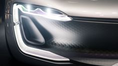 "rhubarbes: ""Renault - TreZor / Paris motorshow on Behance by Minol Patrice """