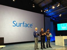 Microsoft about to unveil their 'Surface' tablet http://awe.sm/cpm1