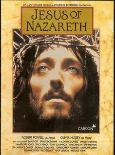 Jesus of Nazareth : The most scriptural accurate portrayal of my Lord and Savior. This movie is in a class of it's own and should not even be compared to any others because of it's sacredness. I am putting it in this category because it IS my favorite film of all films.
