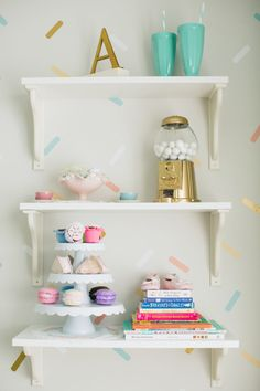 Nursery Shelf Sweetn