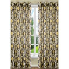 Found it at Wayfair.ca - Mead Lined Grommet Single Curtain Panel