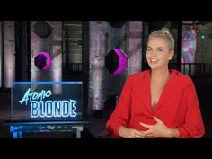 FOX 5 DC: ATOMIC BLONDE interview - Charlize Theron