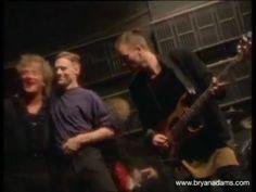 Bryan Adams, Rod Stewart & Sting - All For Love - YouTube