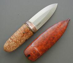 hogstrom knives | Anders Högström artful dagger