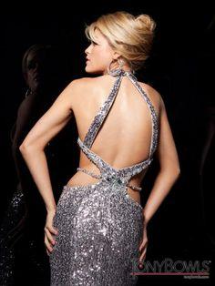 Tony Bowls Paris 113708 at Prom Dress Shop