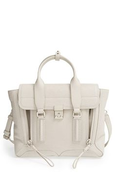 3.1 Phillip Lim  Medium Pashli  Leather Satchel available at  Nordstrom  Travel Bags 9126a1c330dac