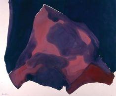 """vervediary: """"Helen Frankenthaler, Monoscape, 1969, acrylic on canvas. """""""