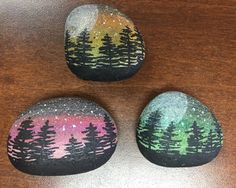 Colored pencils w/ Sharpie -by Kerry Colored Pencils, Painting, Paintin, Art, Painted Rocks, Arts And Crafts, Color