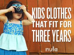 Nula: Kids Clothes -- high quality, long lasting clothes designed to fit for 3 years! Bun In The Oven, Slow Fashion, Boys, Fitness, 3 Years, Clothes, Collection, Babies, Design