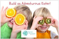 Therapy Activity of the Week: A Food Literacy Activity for the Picky Eater  - pinned by @PediaStaff – Please Visit ht.ly/63sNtfor all our pediatric therapy pins