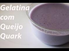 01. Gelatina Com Queijo Quark / Quarkina - YouTube