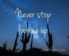 Never stop looking up life quotes quotes positive quotes quote life quote life lessons quotes about life facebook quotes quotes with images quotes to share positive inspirational quotes quotes about life lessons