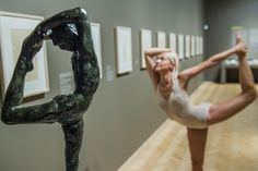 Rodin and Dance review: soft porn takes flight in show of sensual strength   Art and design   The Guardian