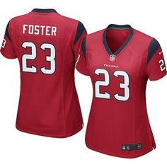 NFL Jersey's Pro Line Women's Houston Texans Cody White Team Color Jersey