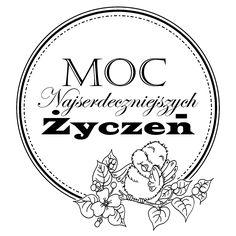 Moc najserdeczniejszych życzeń Card Templates, Quilling, Free Printables, Scrap, Doodles, Polish, Art Prints, Patterns, Paper
