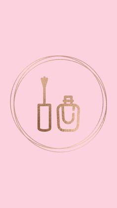 Instagram Logo, Pink Instagram, Instagram Nails, Cute Wallpaper Backgrounds, Cute Wallpapers, Chanel Wallpapers, Nail Logo, Nail Salon Decor, Nail Quotes