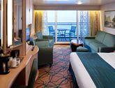 Cruising in style in Suites