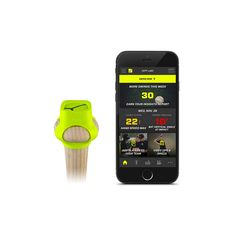 Zepp Baseball 3DSwing Analyzer Sports Trainer, Green Light
