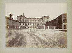 Anonymous | Palazzo Reale in Turijn, Anonymous, c. 1885 - c. 1900 |