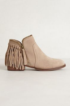 Dally Fringe Boots - anthropologie.com