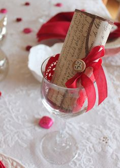 Valentine Favors